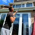 DA1 Window cleaning