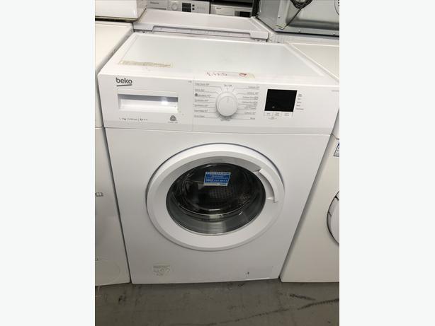 🟩🟩PLANET🌎APPLIANCE🟩🟩 PRICE DROP🟩 BEKO 7KG WASHING MACHINE/WASHER