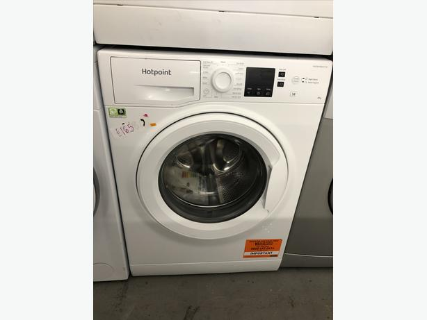 🟩🟩PLANET🌎APPLIANCE🟩🟩PRICE DROP🟩 HOTPOINT 8KG WASHING MACHINE/WASHER