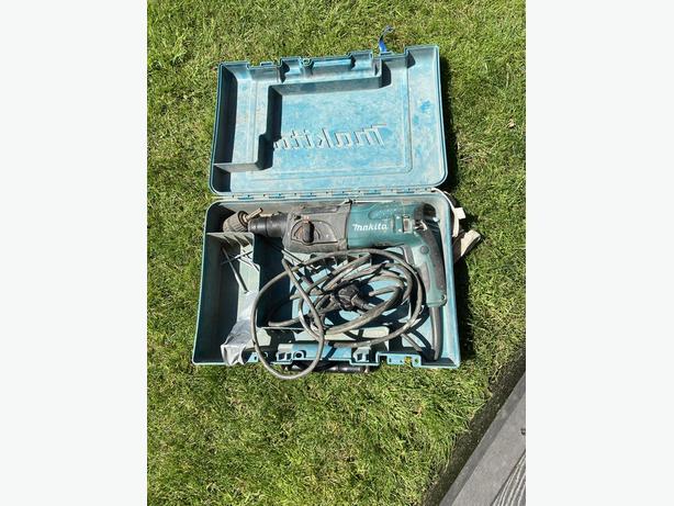 Makita 110v 3 functional Hammer Drill - Corded