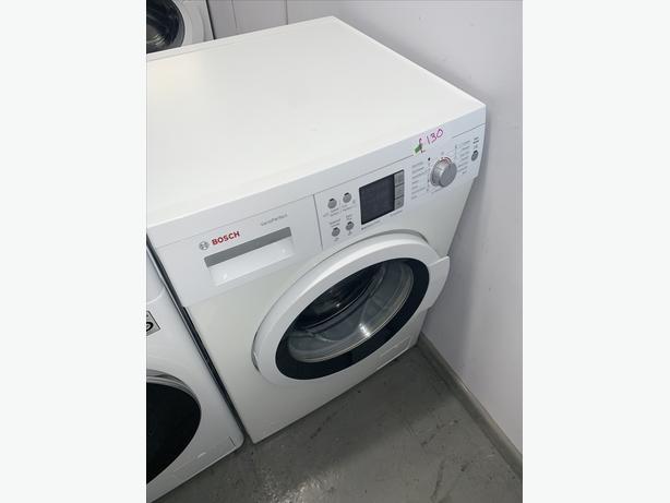 PLANET APPLIANCE - BOSCH WHITE WASHER WASHING MACHINE