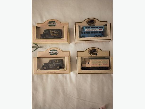 Model vehicles, Walsall Illuminations