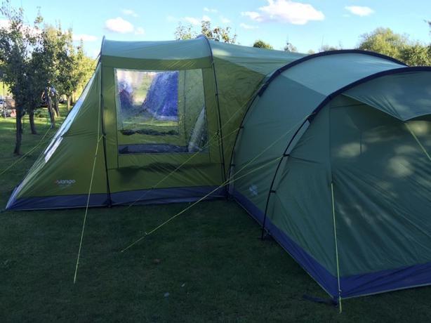 vango sandford tent bundle