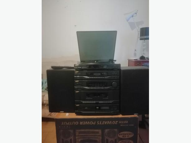 Samsung SCM-8100stereo retro music centre