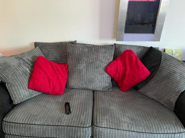 Corner and 2 Seater