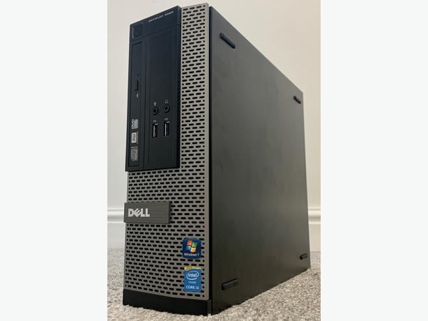 DELL ULTRA SMALL PC COMPUTER I3 8GB 500GB