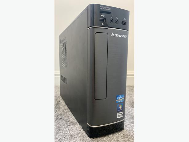LENOVO SMALL PC DESKTOP COMPUTER I3 8GB 500GB