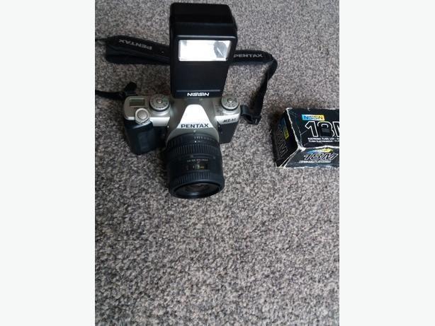 Pentax MZ-M + MSC 35-80mm A lens