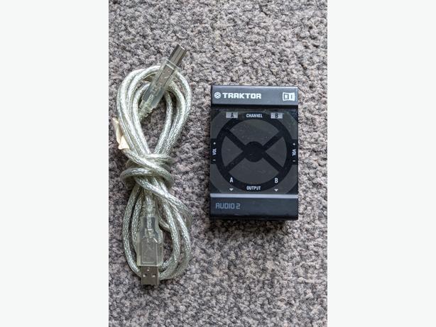 Native Instruments Traktor Audio 2 Interface