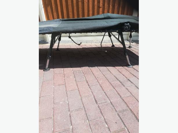Jrc terry hearn specialist 3 six leg bed chair