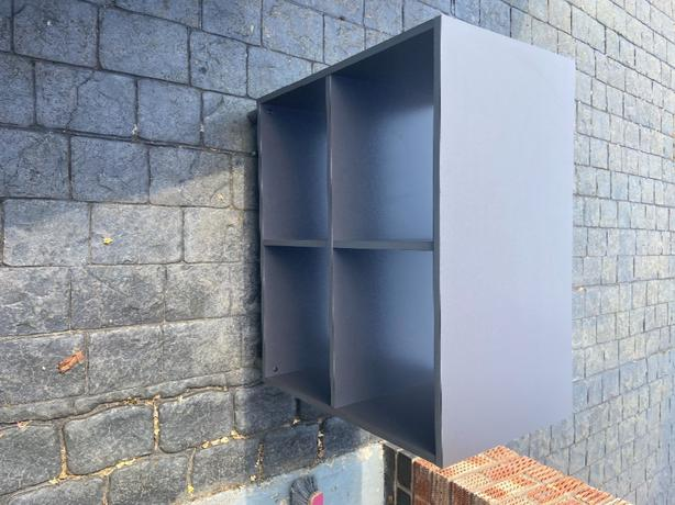 Grey Shelves