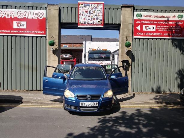 vw polo diesel £590.00
