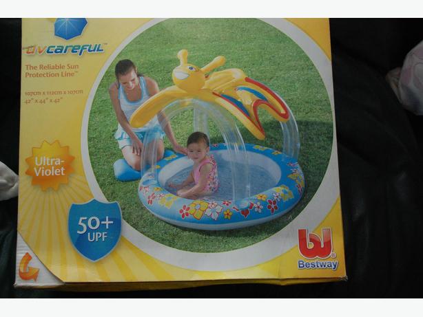 childs padling pool