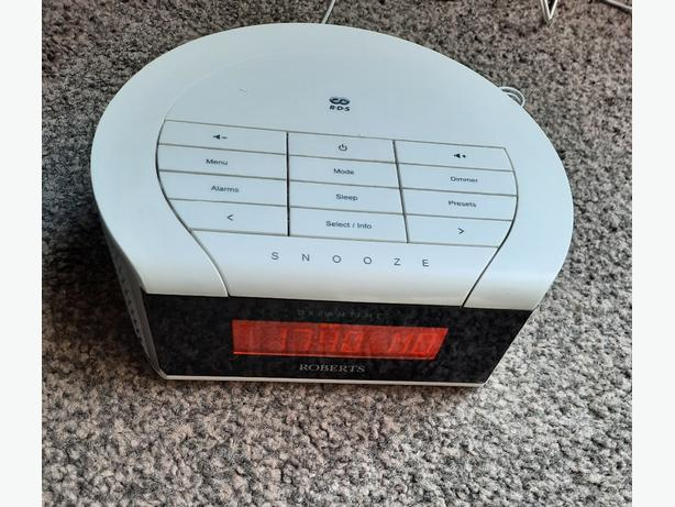 Roberts Dreamtime 2 DAB/+/FM RDS Digital Radio