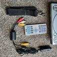 Tevion portable DVD/CD/ MP3 Player DVP7011