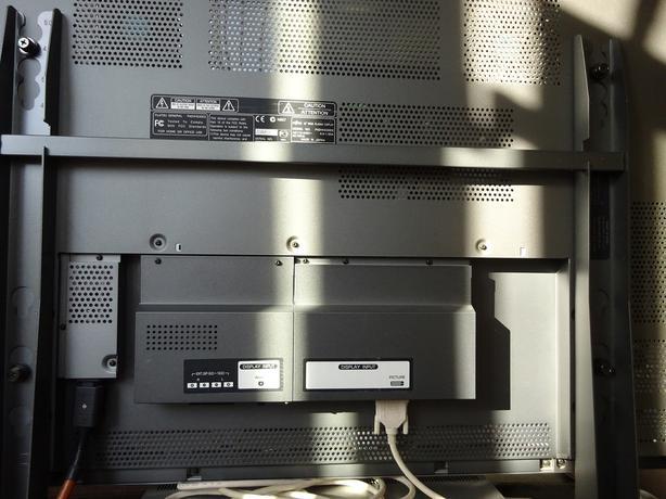 fujitsu p42hhs30es 42in plasma screen