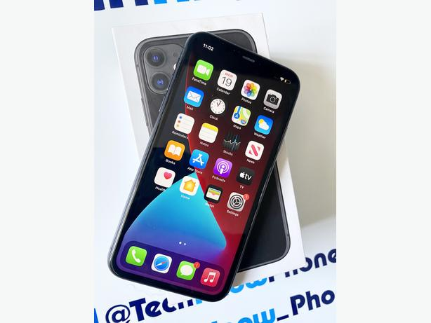 Apple iPhone 11 64GB unlocked Black boxed - £349.99