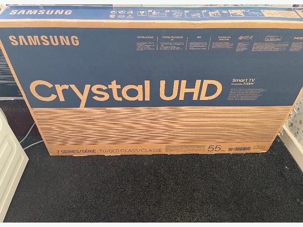 samsung 55inch smart 4k ultra hd