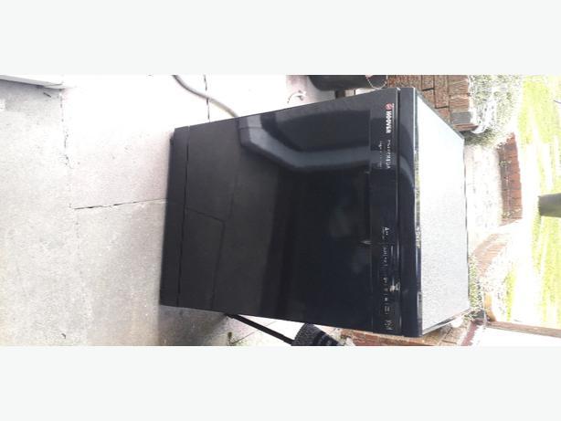 black hoover dishwasher