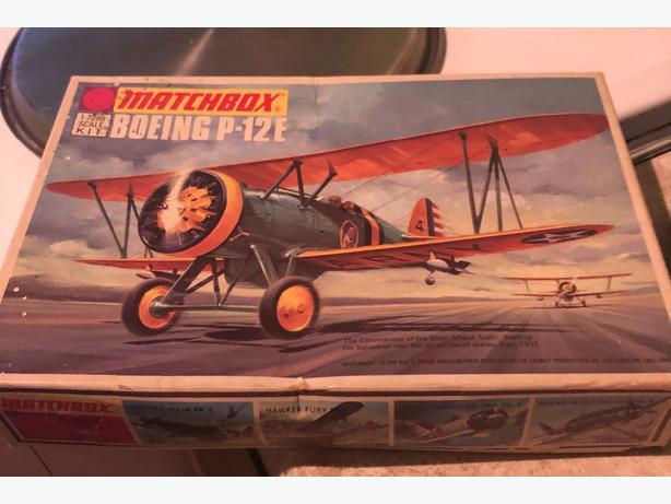 aeroplane model kit