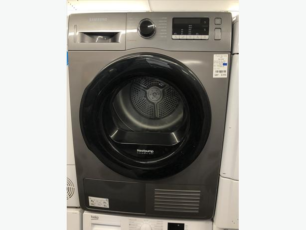 🟩🟩PLANET🌎APPLIANCE🟩🟩 SAMSUNG 8KG TUMBLE DRYER WITH HEAT PUMP TECHNOLOGY