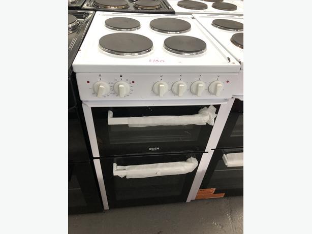 🟩🟩PLANET🌎APPLIANCE🟩🟩 BUSH 50CM ELECTRIC COOKER/OVEN