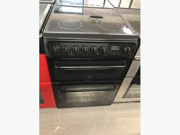 🟩🟩PLANET🌎APPLIANCE🟩🟩HOTPOINT 60CM ELECTRIC COOKER/OVEN