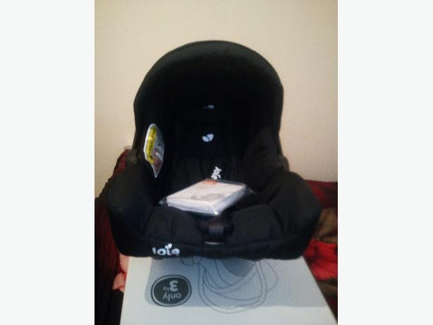 joie Car seat  new
