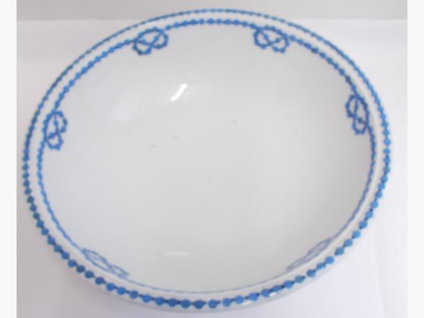 Large Decorative Wash Bowl