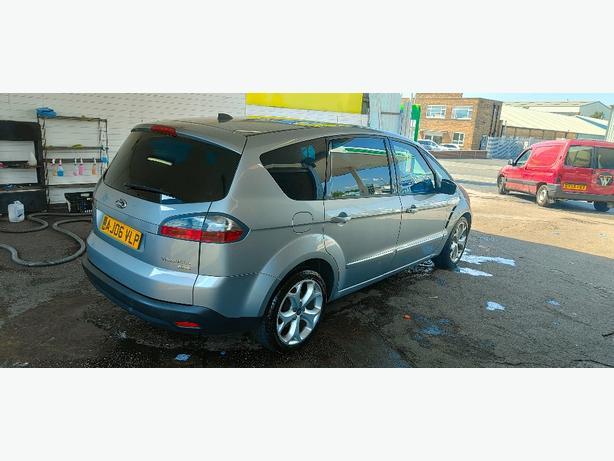 Ford Smax Titanium not vauxhall seat px turbo audi bmw tdi volkswagon van cheap