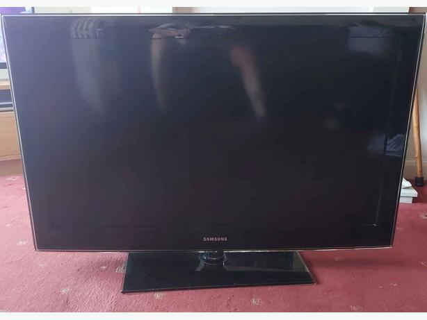 "Samsung 40"" HDTV"