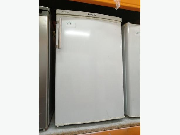 Hotpoint undercounter fridge with warranty at Recyk Appliances