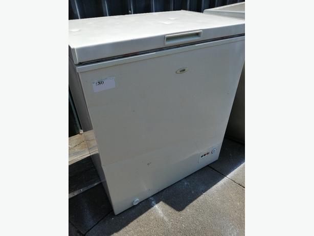 Logik chest freezer with 3 months warranty at Recyk Appliances