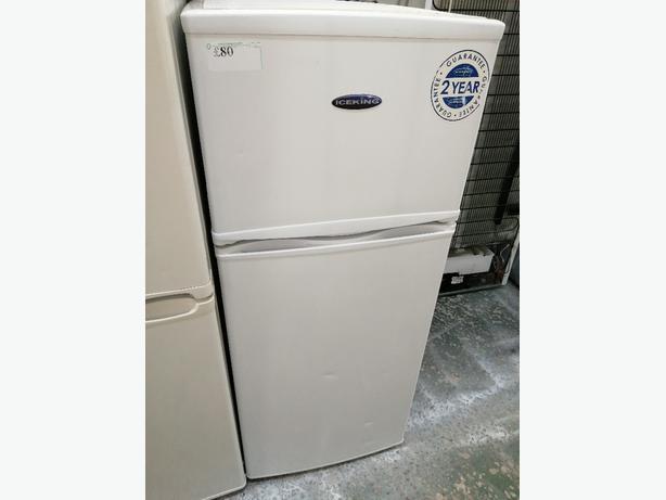 Iceking Fridge freezer with warranty at Recyk Appliances