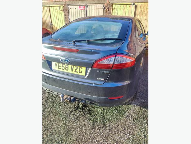 FORD MONDEO 2LITRE DIESEL