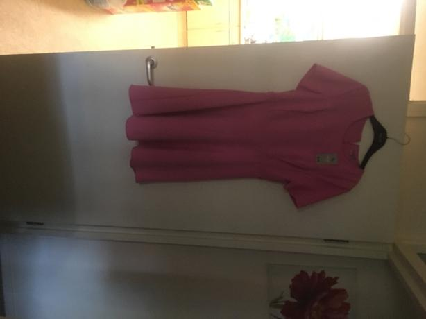 pink dress new