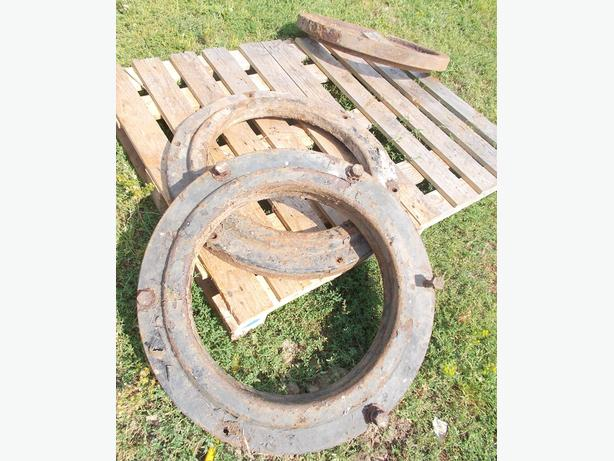 Massey Ferguson Rear Wheel Weights Set of 4