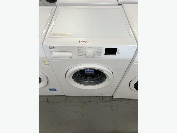 PLANET APPLIANCE - 8KG BEKO WASHER WASHING MACHINE IN WHITE