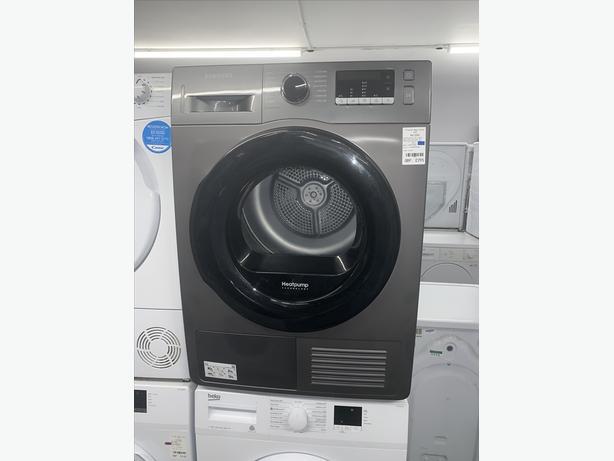 PLANET APPLIANCE - SAMSUNG GRAPHITE WASHER WASHING MACHINE