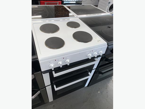 PLANET APPLIANCE - 60CM BUSH PLATED ELECTRIC COOKER
