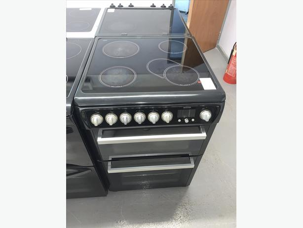 PLANET APPLIANCE - 60CM HOTPOINT ELECTRIC COOKER