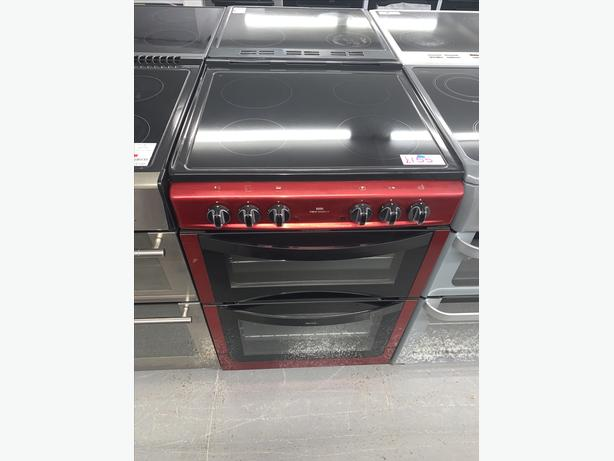 PLANET APPLIANCE - 60CM NEW WORLD ELECTRIC COOKER