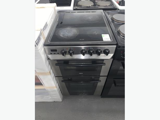 PLANET APPLIANCE - 55CM ZANUSSI ELECTRIC COOKER