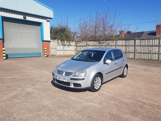 Automatic Golf 1.6, 5dr, dsg gearbox, long mot, drives great