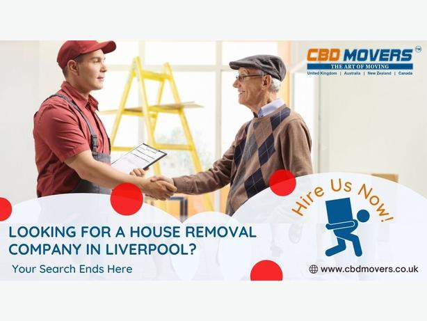 Professional House Removals in Liverpool