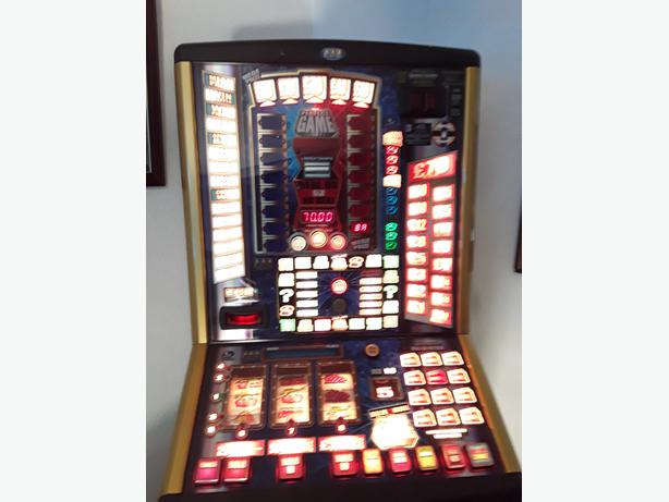 Deal or no deal fruit machine
