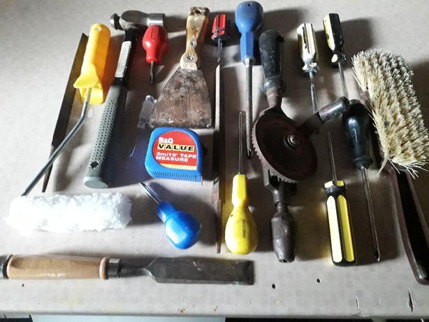 variety  tools