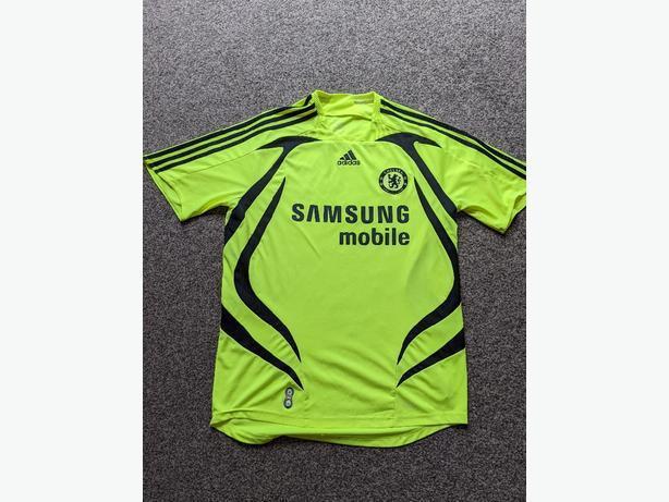 Adidas Chelsea football t shirt