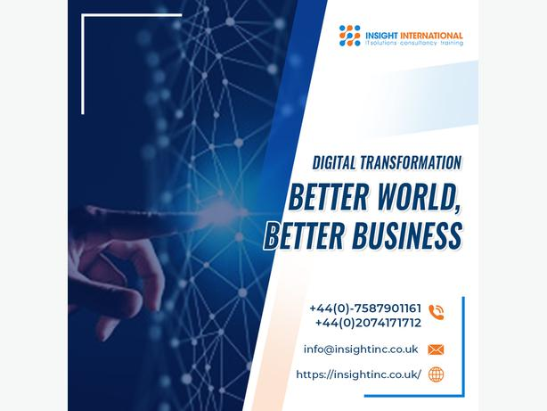 Searching for Reliable Digital transformation Services – Contact Us