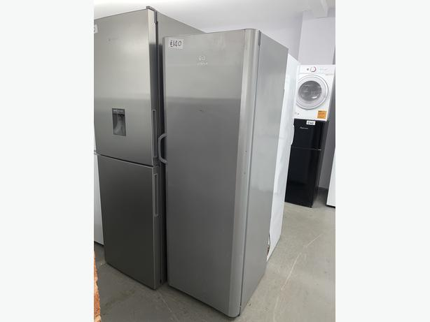 PLANET APPLIANCE - INDESIT SILVER TALL FREEZER